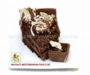Tucson Mediterranean Food Club | MM Chocolate Cake