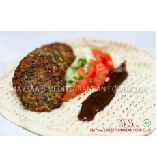 MM Food Club - Kabab Tawa Sandwich