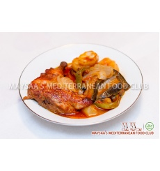 MM Food Club - Tebsee Chicken Grill Plate