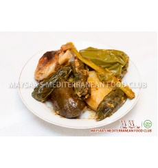 MM Food Club - Dolma Plate