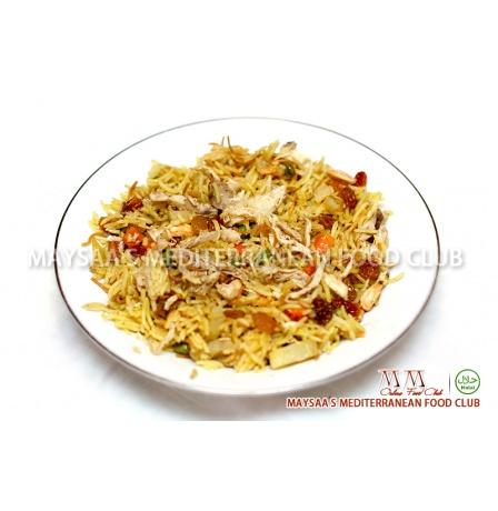 MM Food Club - Biryani Plate