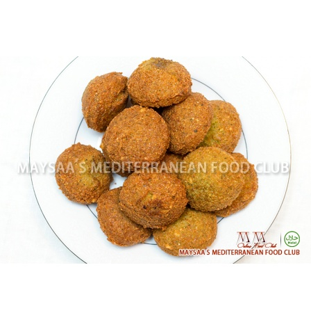 MM Food Club - Falafel