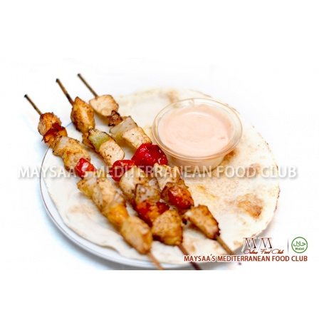 MM Food Club - Shish Taouk