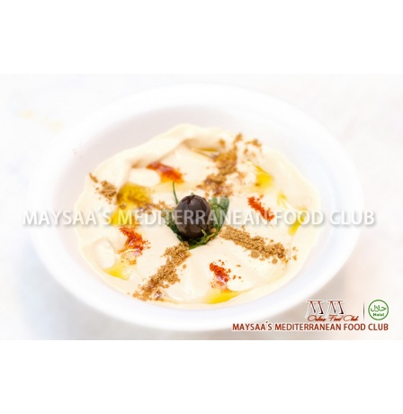 MM Food Club - Hummus Tahini