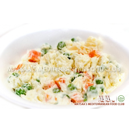 MM Food Club - Mayonnaise Salad